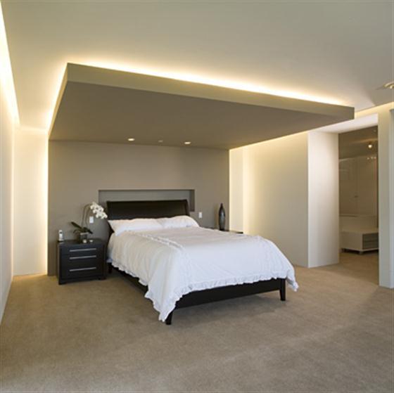 Contemporary and Modern Dream Home Design Master Bedroom