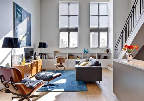 Contemporary and Cozy Home Interior Design in Toronto, Canada