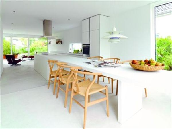 Contemporary and Stylish dinning table Design by Bulthaup