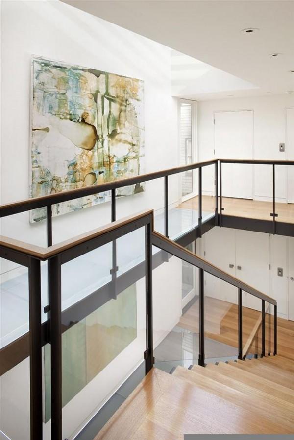 Contemporary glass ideas on Russian Home Design in California x