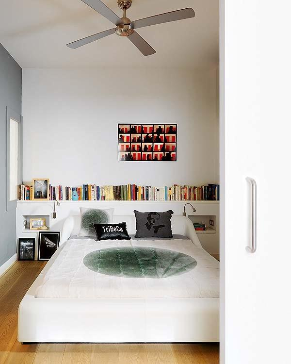 Cool and Artistic bedroom Design Inspiration in Barcelona