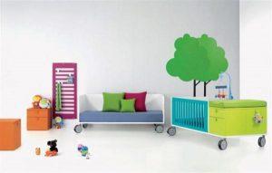 Cozy Baby Room Inspiration