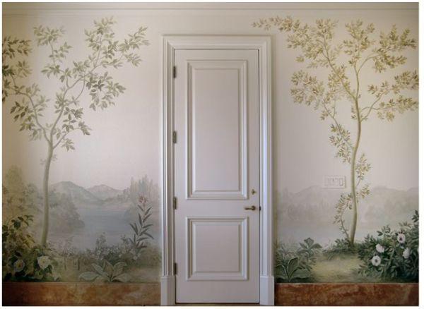 Creative Wall Mural Decorating Ideas