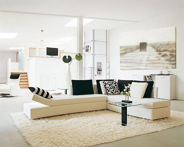 Cute and Bright Corner Sofas for Your Home Interior