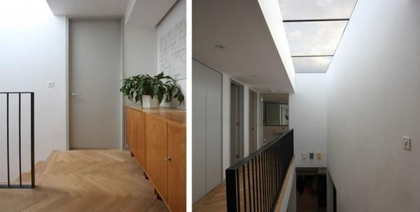 Delightful Scandinavian Home Design corridor decor inspiration