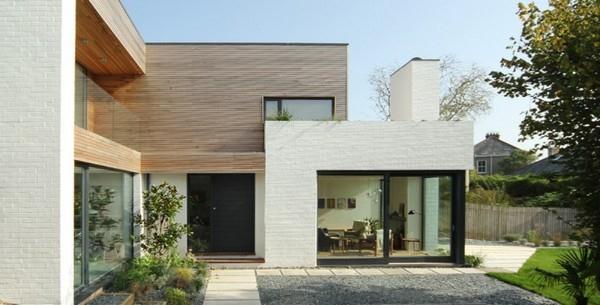 Delightful Scandinavian residence Design by Linea Studio in England
