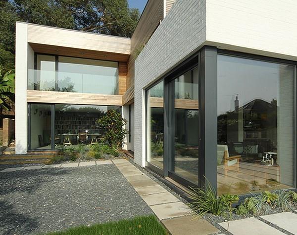 Delightful the corkellis Scandinavian Home Design by Linea Studio in England