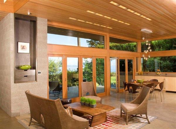 Eco friendly Home interior Design inspiration Ellis Residence by Coates Design