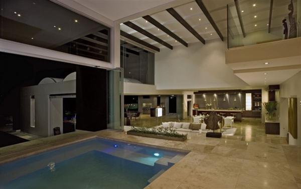 Elegant Home Design by Nico van der mulen
