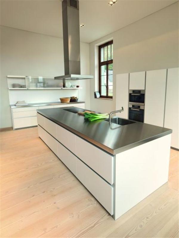 Elegant and Stylish Kitchen Design by Bulthaup