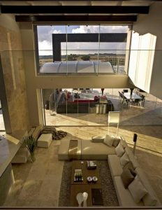 Elegant and bright Home Design ideas in South africa