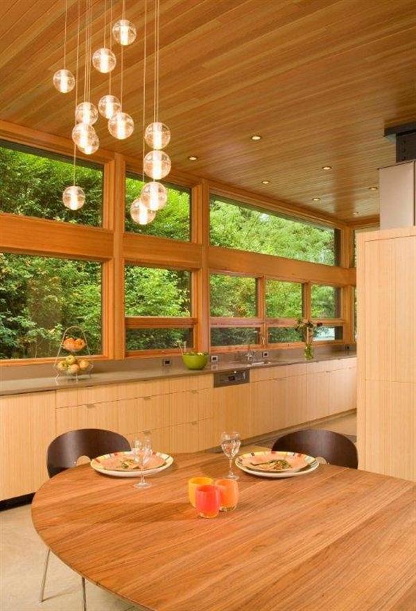 Ellis Residence by Coates Design cute dinning room decor ideas