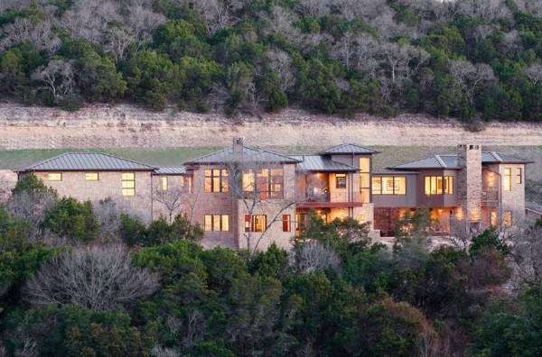 Gorgeous house in Texas The Westlake Drive Home Design Inspiration