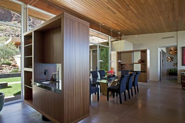 Home Design in Arizona with contemporary and unique concept