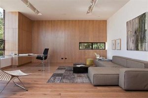 Home with natural and bright concept Design by Assemledge