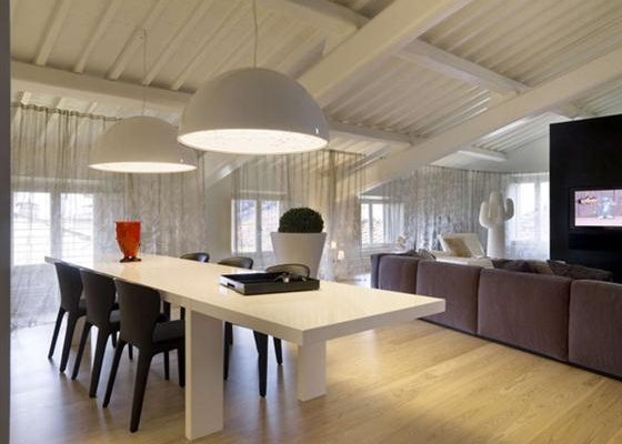Contemporary Interior Design Ideas with Modern Classic Style