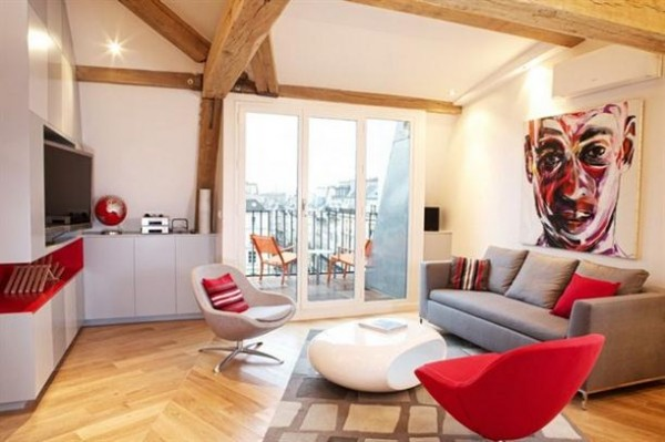 Loft Ideas by FrA©dA©ric Flanquart with creative and cool design x