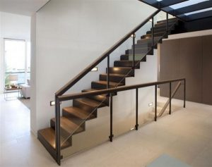 Luxurious Russian Home Design in California stairs decoration ideas x