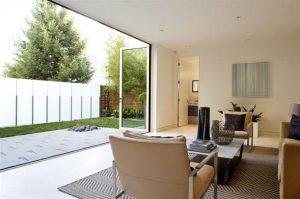 Luxurious Russian Home Design with mini beautiful garden inside x