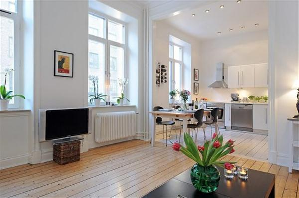Luxurious Scandinavian interior Design Inspiration