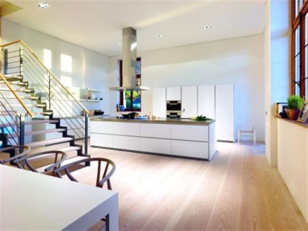 Luxurious and Stylish Kitchen Design by Bulthaup