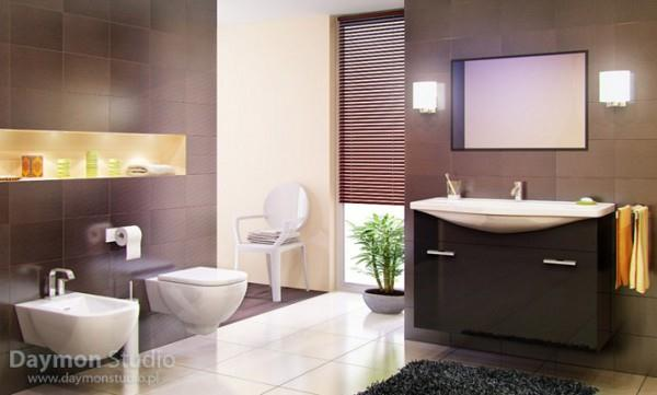 Luxurious and beautiful Bathroom Design that Bring Fresh and Good Mood