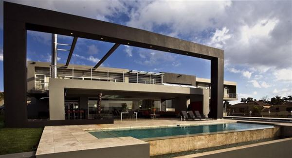 Luxurious and modern Home Design in Johannesburg