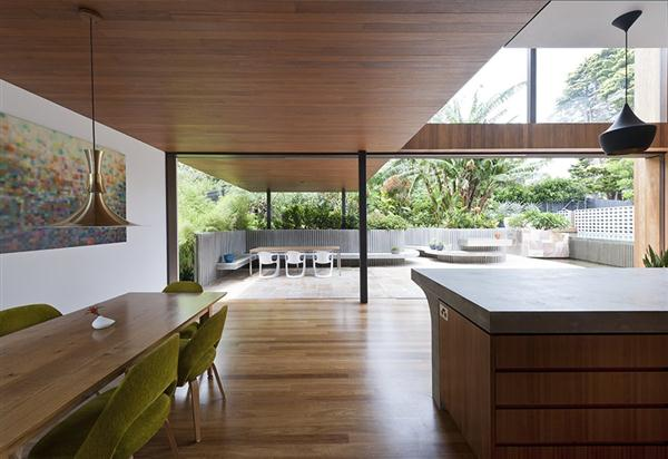 Luxurious and natural Home Design in Sydney Australia
