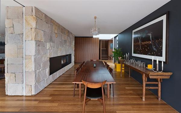 Luxurious dinning room Design inspiration by MCK Architects