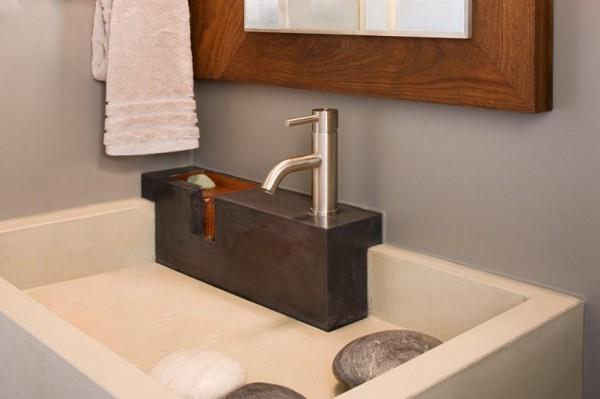 Luxurious faucet ideas on The Westlake Drive Home