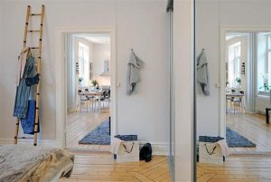 Minimalist Scandinavian Bedroom Design Inspiration