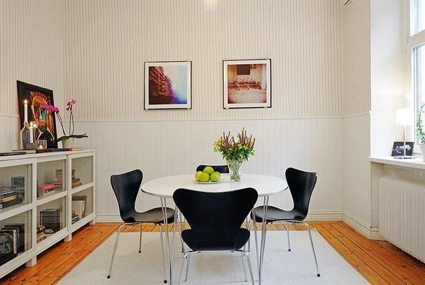 Minimalist Swedish dinningroom Design Inspiration