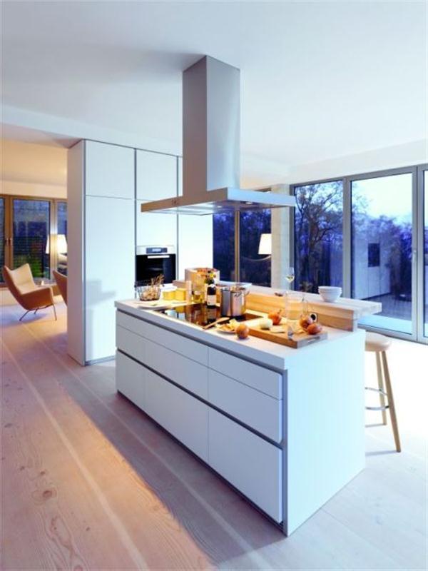 Minimalist and Stylish Kitchen Design by Bulthaup