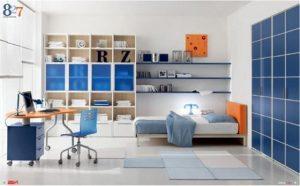 Minimalist furniture Kids Bedroom Decorating Ideas
