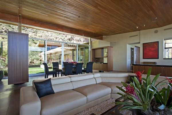 Modern Residence interior Design in Arizona