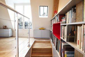 Remodeled Loft Ideas by FrA©dA©ric Flanquart with wonderful interior decor x
