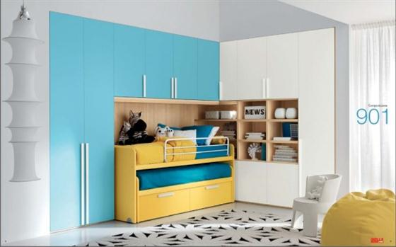 Room for the girl Kids Bedroom Decorating Ideas
