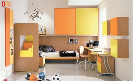 School Kids Bedroom Decorating Ideas