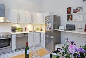 Simply Scandinavian Kitchen Design Inspiration