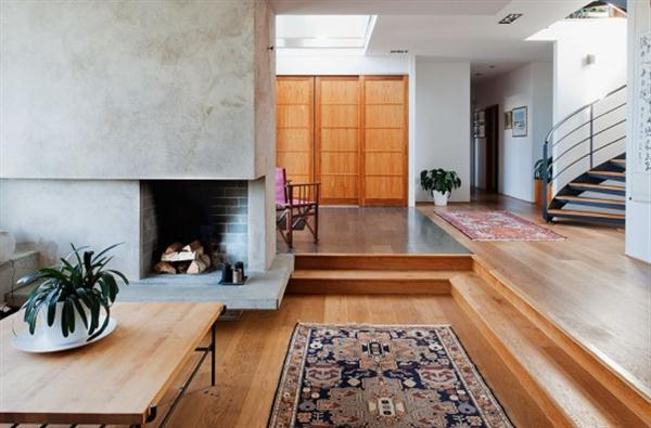 Spacious Home Design Ideas for Large Families with cute and cozy interior decor