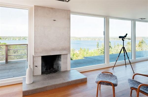 Spacious Home Design Ideas with minimalist modern concept
