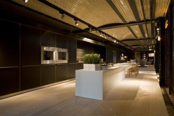 Stylish Large Kitchen Design by Bulthaup
