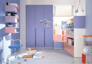 Trendy purple Kids Bedroom Decorating Ideas