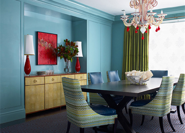 Turquoise Room Decoration Ideas