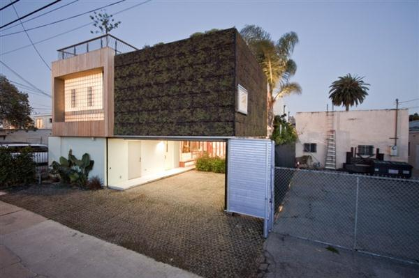 Modern Home by Bricault Design in Venice, California