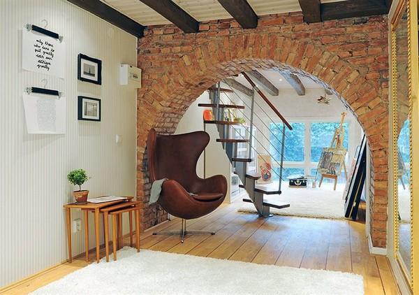 Awesome and Minimalist Swedish Apartment Design Inspiration