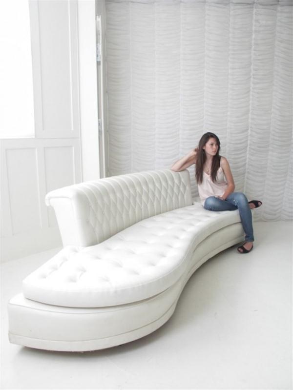 White sofa on Home Interior Decorating Inspiration
