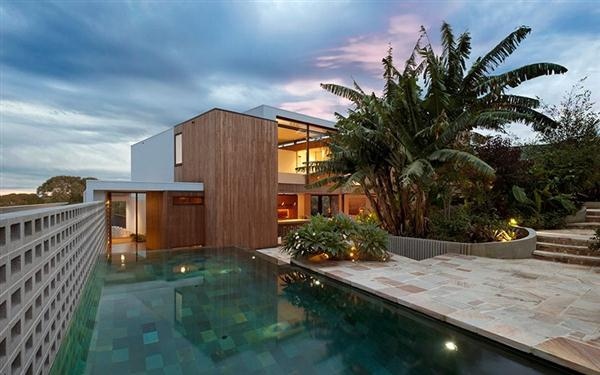 awesome Home Design by MCK Architects in sydney Australia