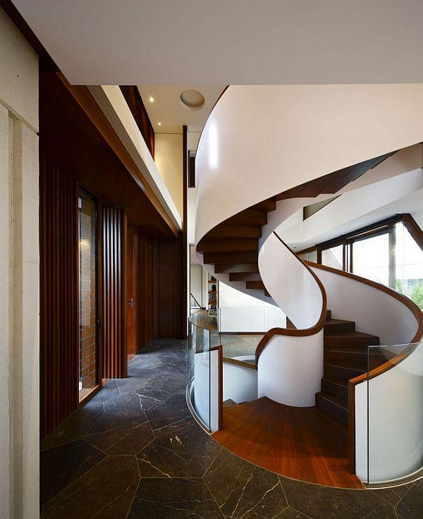 beautiful stairs Design on home with Extraordinary Concept by Arkhefield