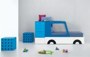 blue Baby Room Inspiration
